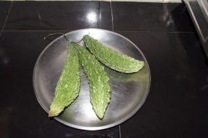 "Kerala veggie - how do you spell ""bitter""?"
