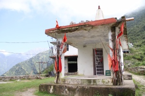 Galu Devi Temple in Upper Dharamkot