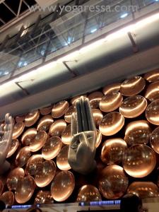 Delhi-airport-mudra-yogaressa