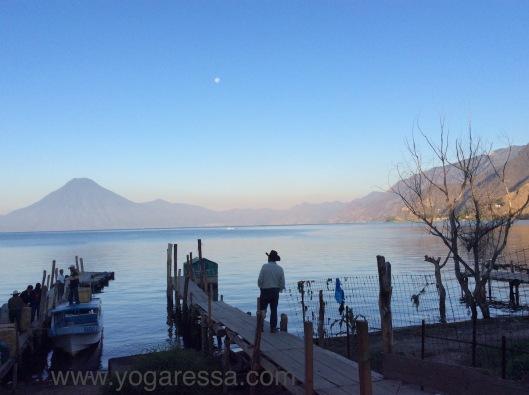 Lake-Atitlan-sunrise