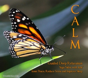 CALM - Guided Relaxation CD - Yoga Nidra