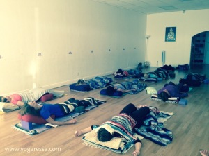 Yoga-Nidra-class
