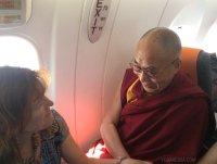 Meeting the Dalai Lama