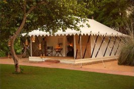 Sherbagh-tent